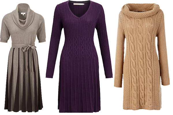 Knitting Wear Company : What to wear now cosy autumn knits looking stylish