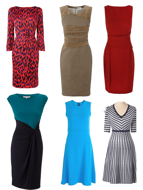 what to wear - dresses