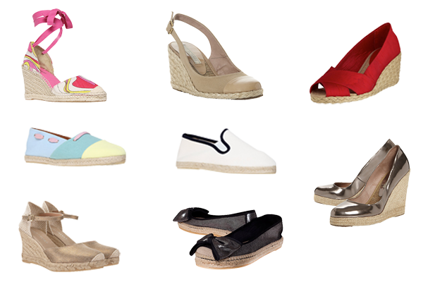 what to wear now espadrilles