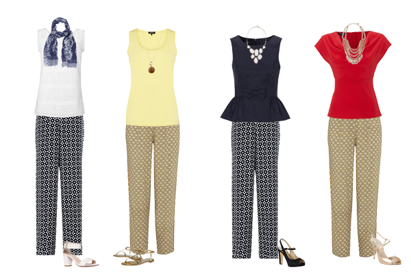 summer trousers, styling tips, how to wear, trouser trends
