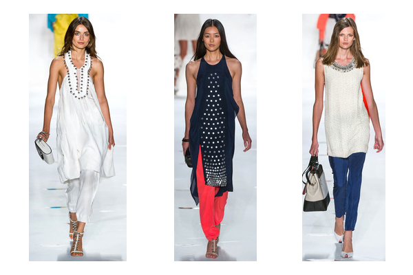 summer trouser trends, DVF, holiday trousers, what to wear,