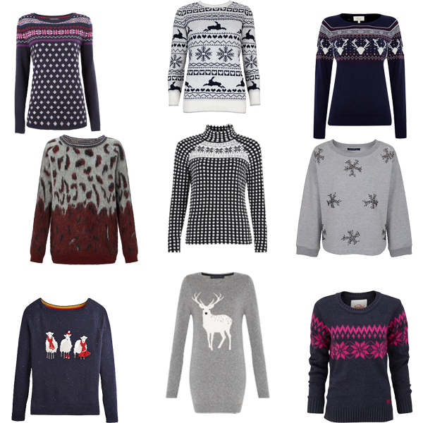what to wear, christmas jumpers