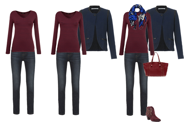 styling tips, adding style to an outfit