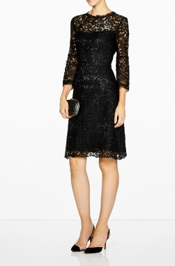 what to wear, lace dress, Goat
