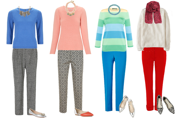 Spring trend outfits, how to wear spring trends