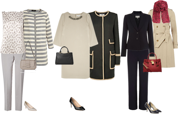 how to wear, spring coat