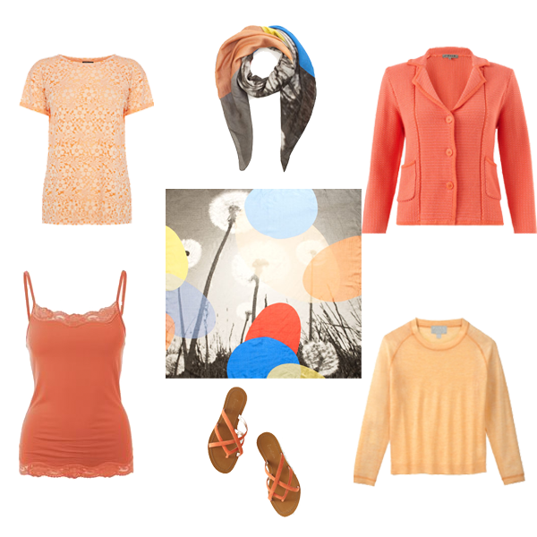 capsule wardrobe, how to wear colour