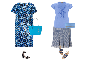 Weekly Outfit – Blue