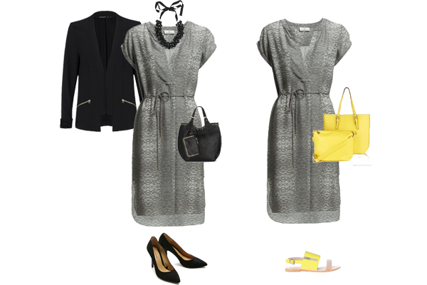 how to wear relaxed summer dress