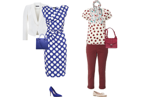 Weekly Outfit – Spotty
