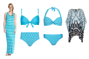 mini capsule wardrobe beach and swimwear