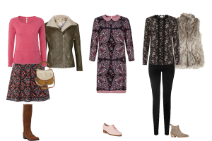 how to wear, Autumn 2014 trend Folk