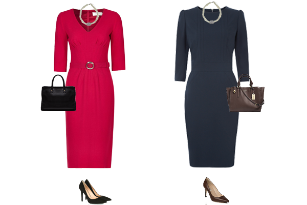 boardroom dress, business wear women