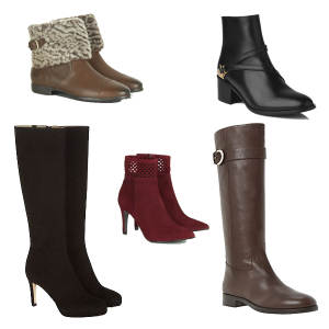 5 picks Autumn boots, what to buy