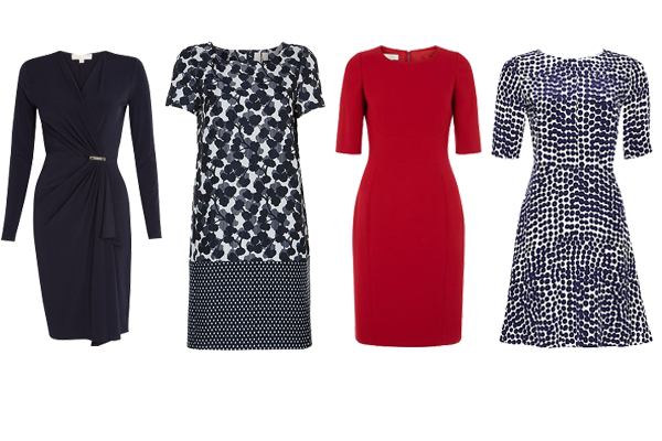 dress to suit your body shape