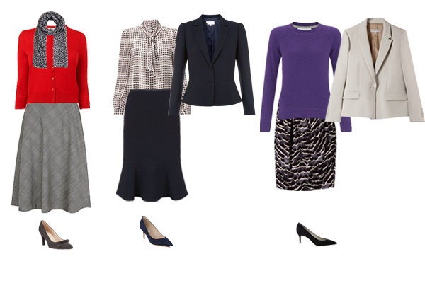 How to wear, skirts to suit your body shape