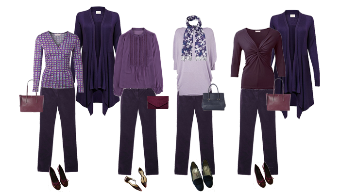 capsule wardrobe, evening outfits