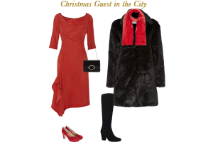 What to wear, Christmas in the City