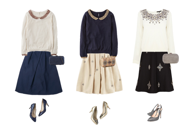 How to wear, party skirts, statement skirt