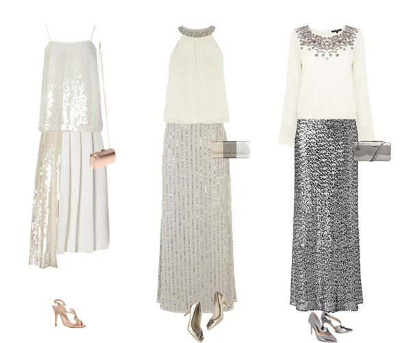 How to wear, party skirts, statement skirts