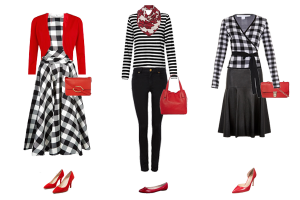 How to wear monochrome