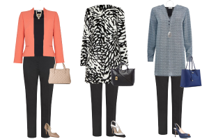 capsule wardrobe core items