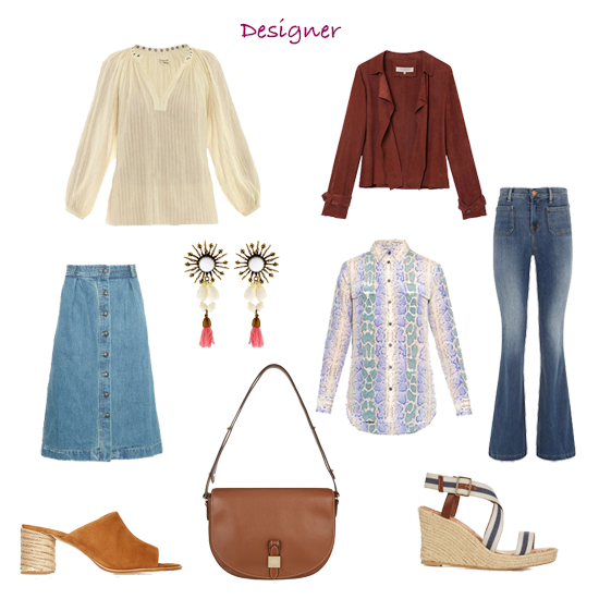 How to wear the seventies trend, styling tips