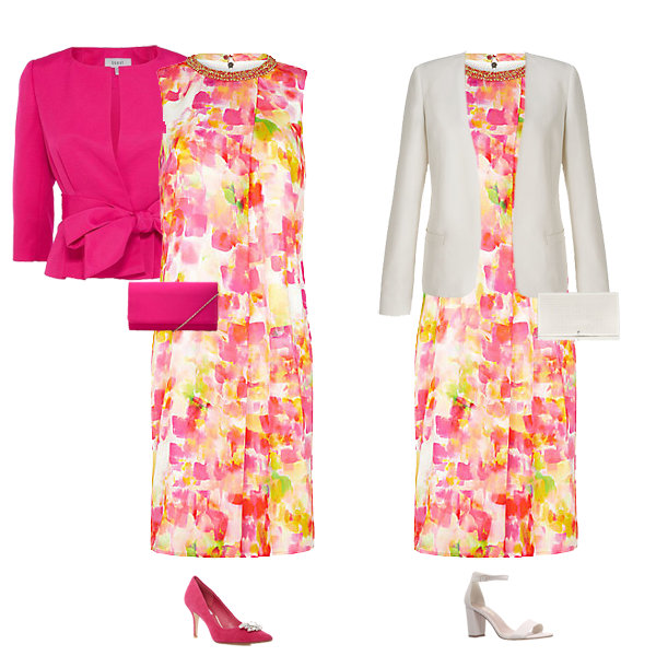 How to wear bright colours, adding brights to a capsule wardrobe