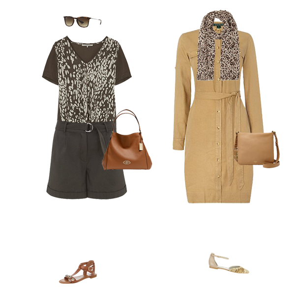 How to wear the safari trend