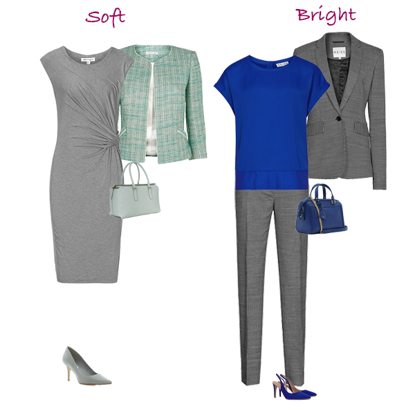 How to wear grey, your best grey