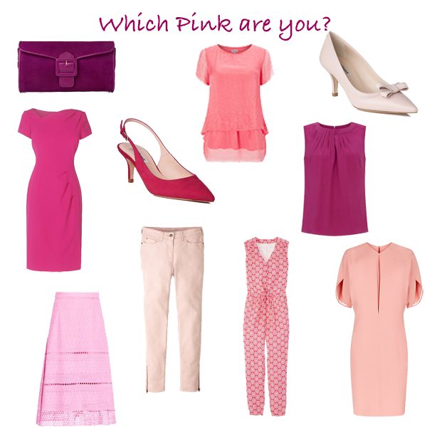 your best pink, online colour analysis