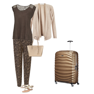 Holiday Capsule Wardrobe – What to Wear for Travel