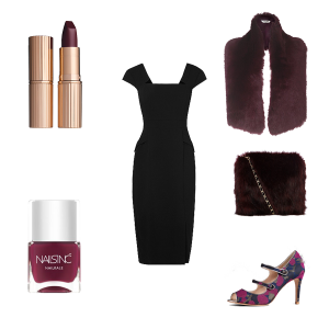How to wear a LBD to suit your colouring