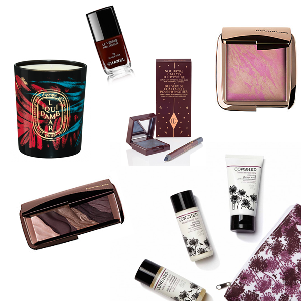 Christmas presents, what to but for beauty product lovers