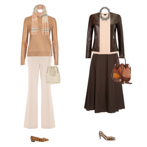 "How to Wear the 'New"" Neutral"