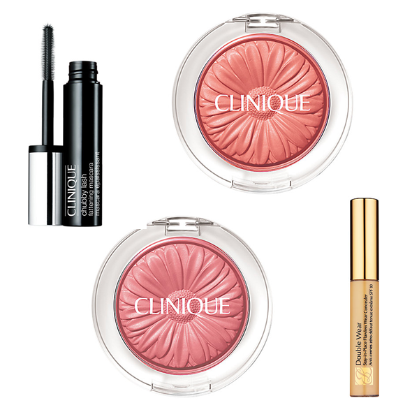 Beauty review, Clinique cheek pop, Estee Lauder Concealer review,