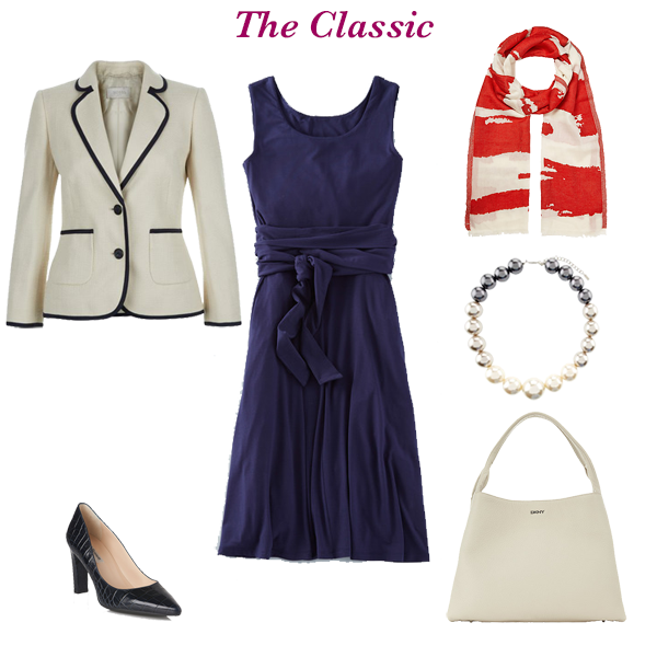 How to add personality to a capsule wardrobe,