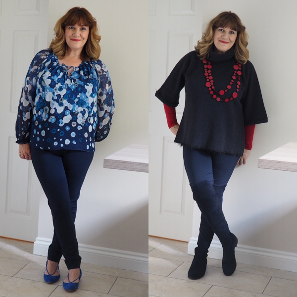 Smart casual autumn outfits, my capsule wardrobe