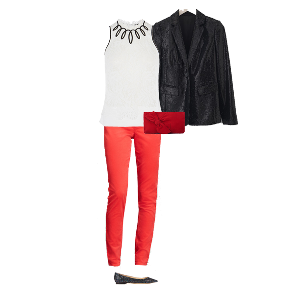 Party outfits to suit your colouring