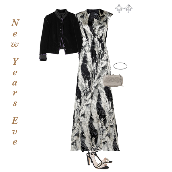 What to wear, New Year's Eve, Festive outfits