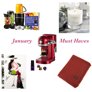 Lifestyle – Winter Must Haves