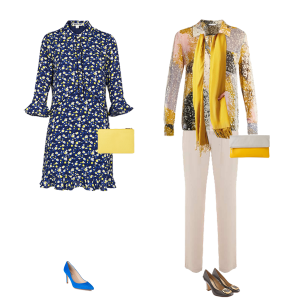 New Season Colours – How to Wear Yellow