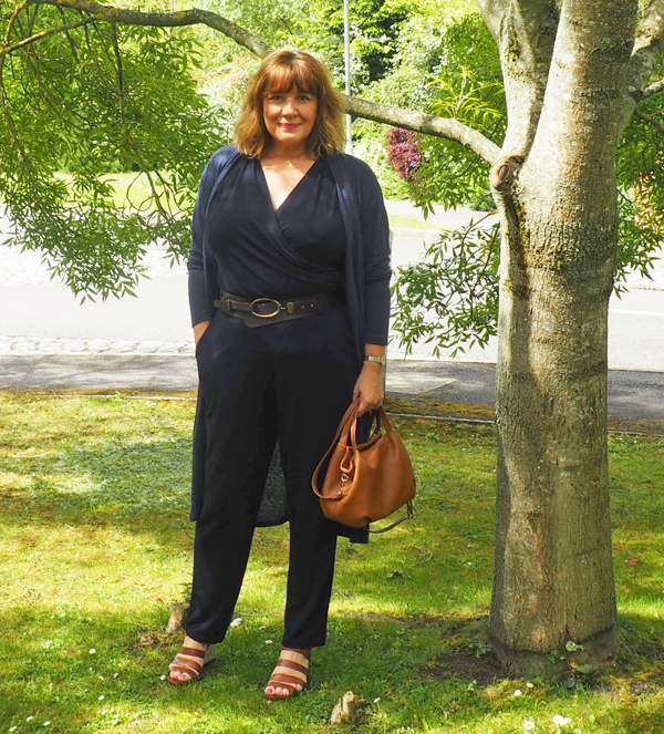 capsule wardrobe, how to style a jumpsuit,