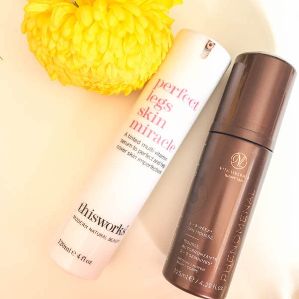 How to get a summer glow, self tan review