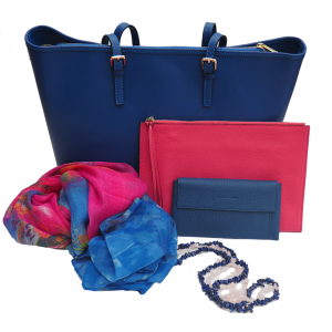 Capsule Accessories for Travelling in Style and To Suit Your Colouring!