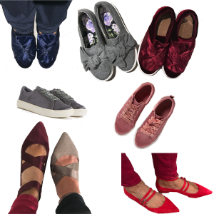 Comfortable, Stylish Flats and at Great Prices Too