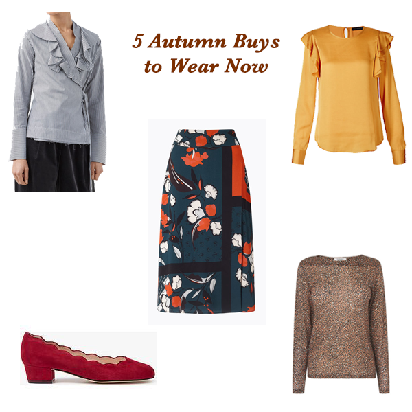 Autumn 2017 trends