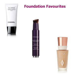 3 Favourite Foundations and When I Use Them
