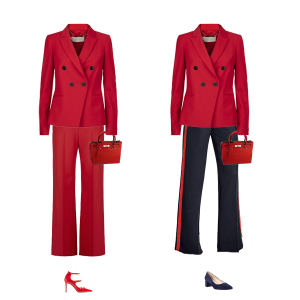 3 Ways to Wear Red This Season