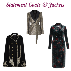 11 Stunning Statement Jackets & Coats